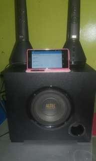 Sony xperia Z3/speaker subwoober
