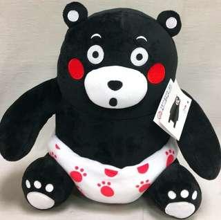 """10""""尿布熊本熊"""