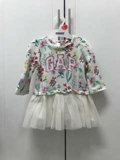 Authentic baby GAP Tutu Dress