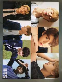 *PRICE DROP*BTS Poster