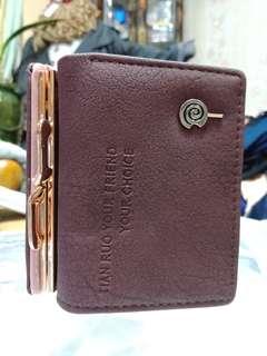 Forsale Korean ROSE pink Wallet