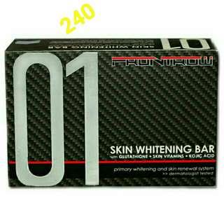Luxxwhite soap bar