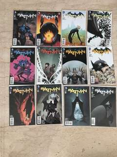 DC New 52 Batman (#41 to 52)