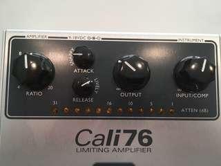 Cali 76 compressor