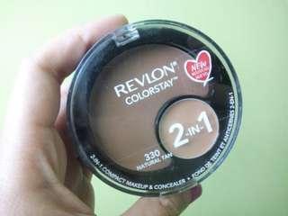 REVLON Colorstay 2-in-1