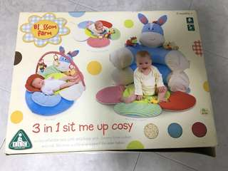 3 in 1 sit me up cosy