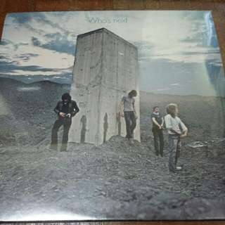 The Who ‎– Who's Next - Vinyl Record LP - Sealed, Mint