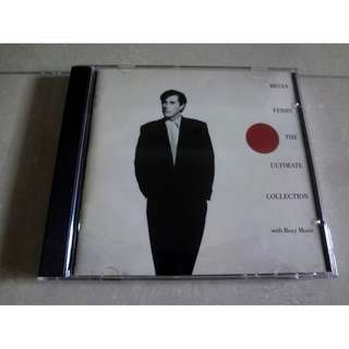 Bryan Ferry CD The Ultimate Collection With Roxy Music