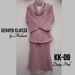 Kebaya Klasik |dusty pink|