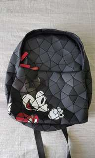 (LAST PIECE!!!) Bn disney Mickey mouse backpack polygo