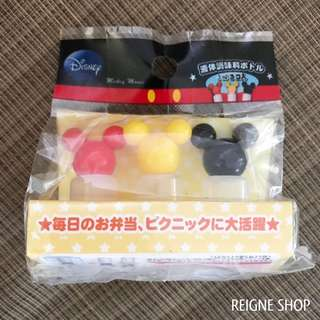 MICKEY MOUSE BENTO ACCESSORIES
