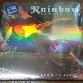 Rainbow ‎– Denver 1979 Down To Earth Tour - Vinyl Record 2xLP - Sealed, Mint