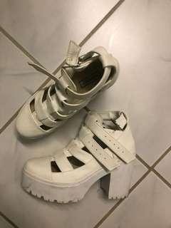 TOPSHOP Strappy Heels