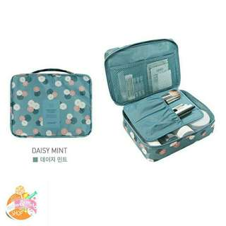 Make up pouch travel