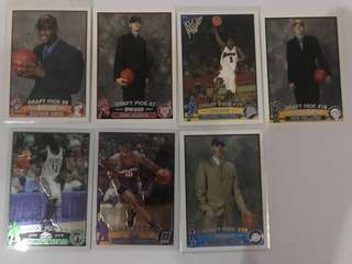 NBA Rookie Cards Topps