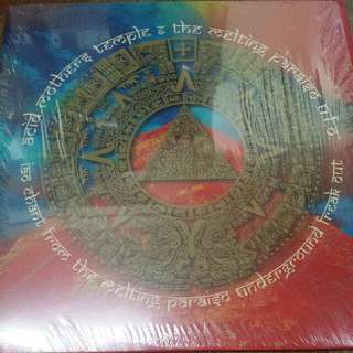 Acid Mothers Temple & The Melting Paraiso U.F.O. ‎–IAO Chant From The Melting Paraiso Underground Freak Out - Vinyl Record LP