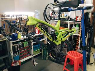 Bike Servicing and Care Packages