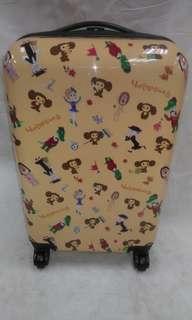 20吋硬殼亮面行李箱