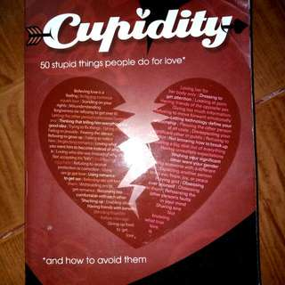 Cupidity (Christian book about love and God)