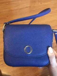 OROTON Blue Crossbody bag