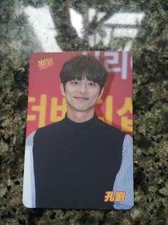 孔劉Yes card
