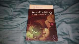 Htol#Niq The Firefly Diary PS Vita Limited Edition (Sealed)