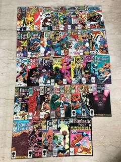 Marvel John Byrne's Fantastic Four (total 38 issues)
