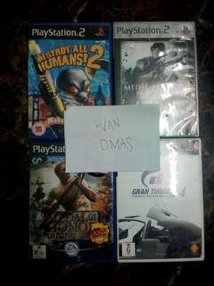 PS2 Original Games