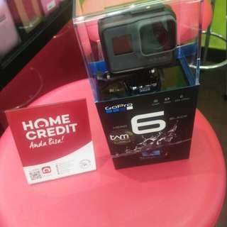 GO Pro Hero 6 Lengkap Credit Cepat 3Menit