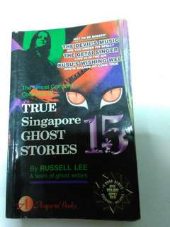 True Singapore Ghost Stories 15