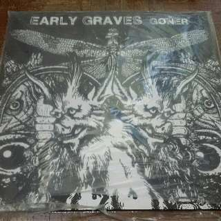 Early Graves ‎– Goner - Vinyl Record LP