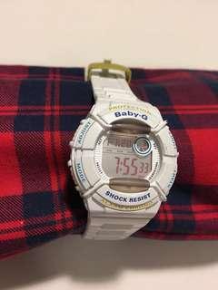 Baby-G White Watch
