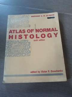 Atlas of Normal Histology
