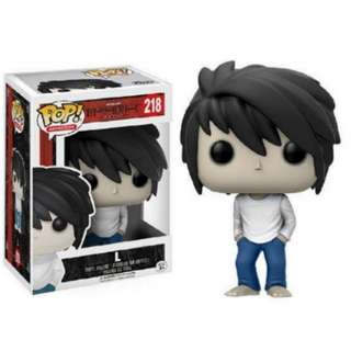 Funko Pop Death Note L