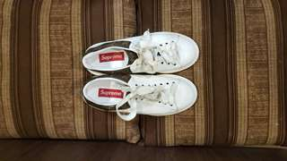 NAME YOUR PRICE | Preloved Louis Vuitton Supreme Sneakers