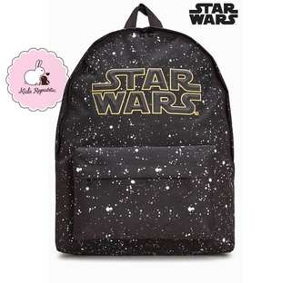 KIDS - Star Wars Backpack (glow in the dark!)