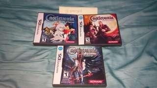 Castlevania Nintendo DS Series