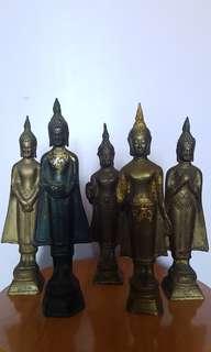 Vintage Buddha Statues