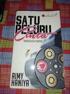[PRELOVE] Malay Novel - Satu Peluru Cinta.