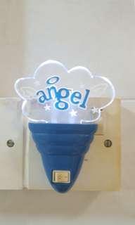 Free, give away. Angel light