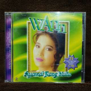 Wann - Syawal Yang Mulia (cd 1997)
