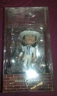Michael Jackson Mega rare Smooth Criminal Japan 6 inch vinyl doll new box not CD