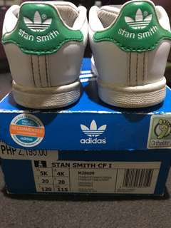Authentic Adidas Stan Smith (Preloved)