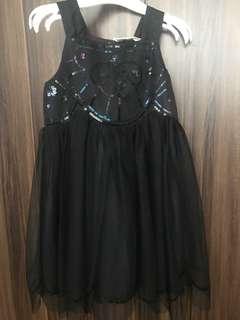 H&M kids chiffon dress