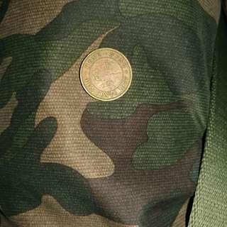 錢幣5毫 1956年