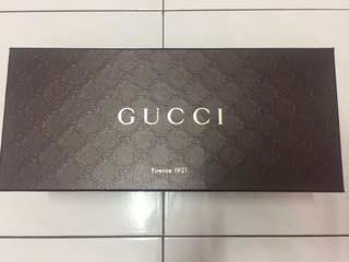 Authentic Patent Leather Gucci Flats