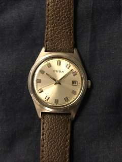 Vintage Citizen handwind watch Miyota 8260A