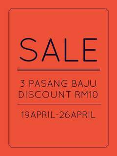 Discount!!😍