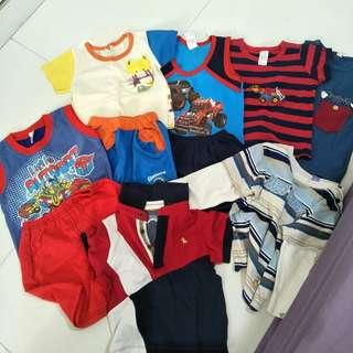 Bundle Boy Clothes