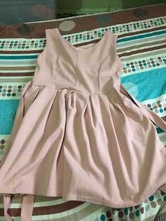 Babypink dress